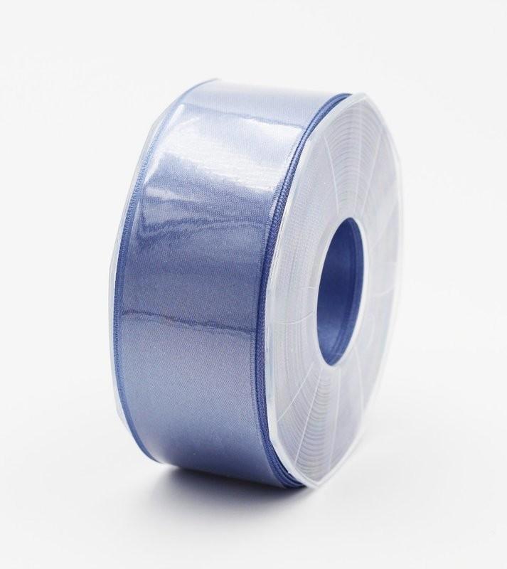 Furlanis nastro di raso lavanda colore 43 mm.40 Mt.25