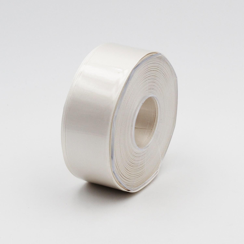Furlanis nastro di raso panna colore 30 mm.48 Mt.25