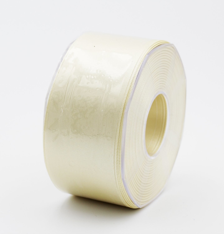 Furlanis nastro di raso crema colore 59 mm.48 Mt.25