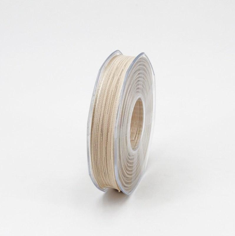 Furlanis nastro giotto rame avorio colore 35 mm.16 Mt. 20