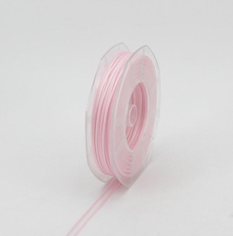 Furlanis nastro organza rosa colore 20 mm.6 Mt. 50