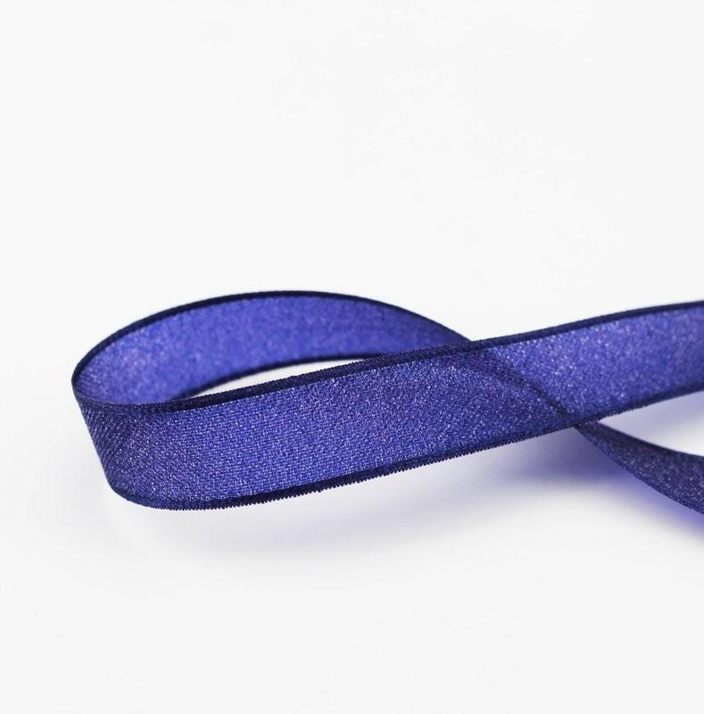 Furlanis nastro velo luminoso blu colore 426 mm.15 Mt. 20