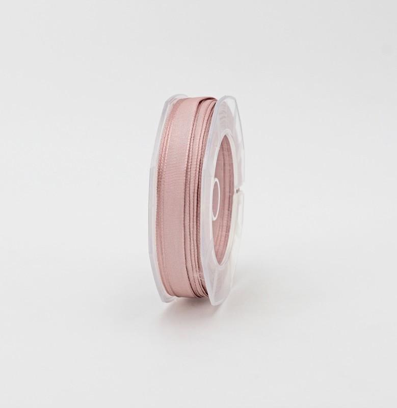 Furlanis nastro carlotta raso bordi rame rosa antico colore 552 mm.10 Mt.20
