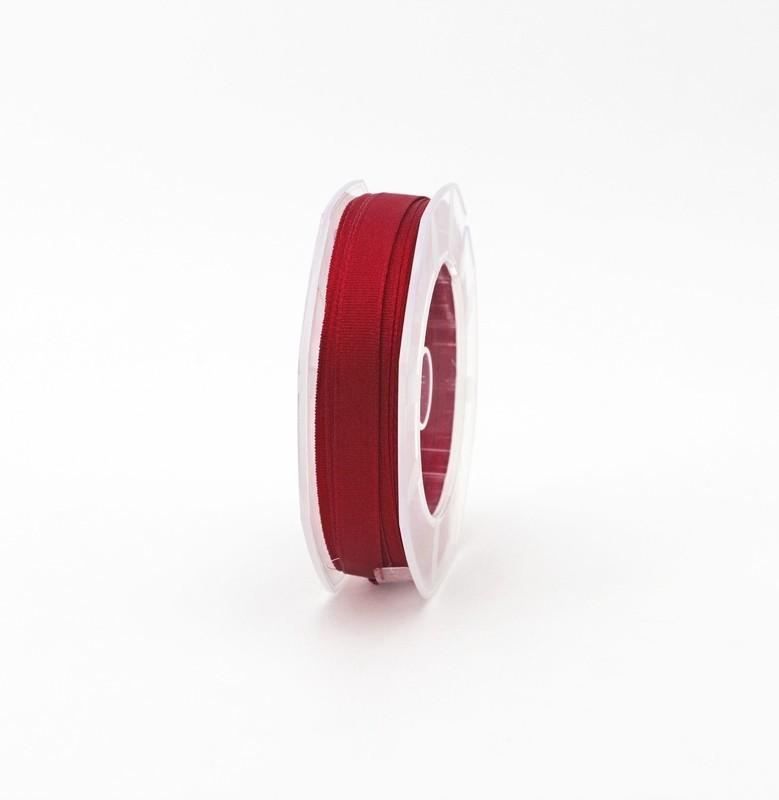 Furlanis nastro carlotta raso bordi rame rosso colore 46 mm.10 Mt.20