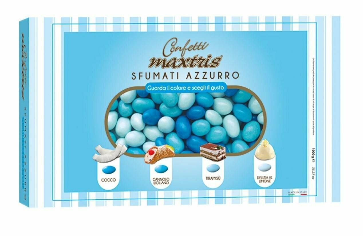 Maxtris Sfumati azzurro