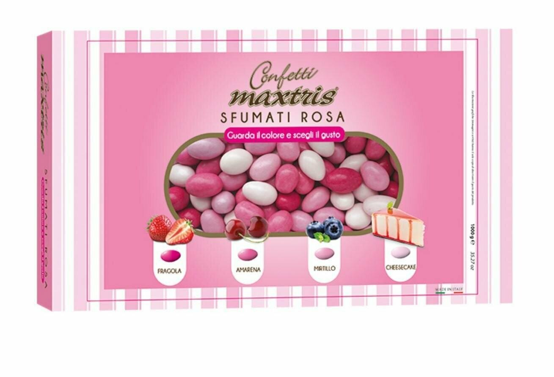 Maxtris Sfumati rosa
