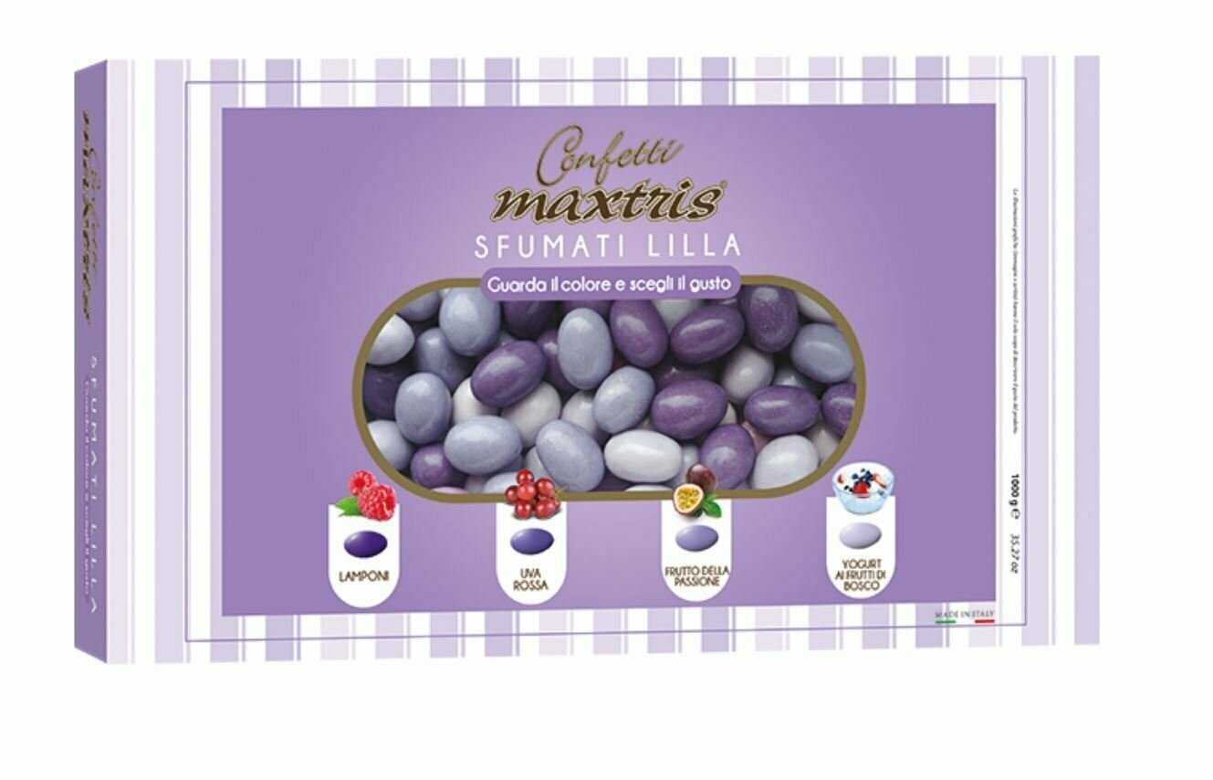 Maxtris Sfumati lilla
