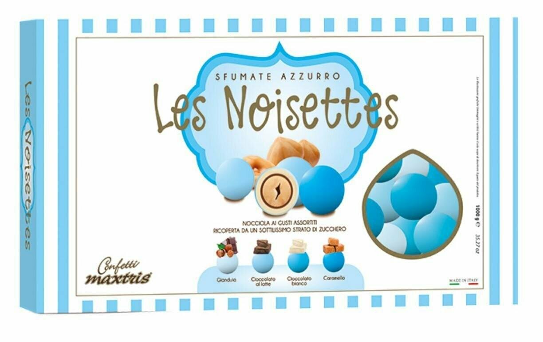 Maxtris Les Noisettes Sfumate azzurro