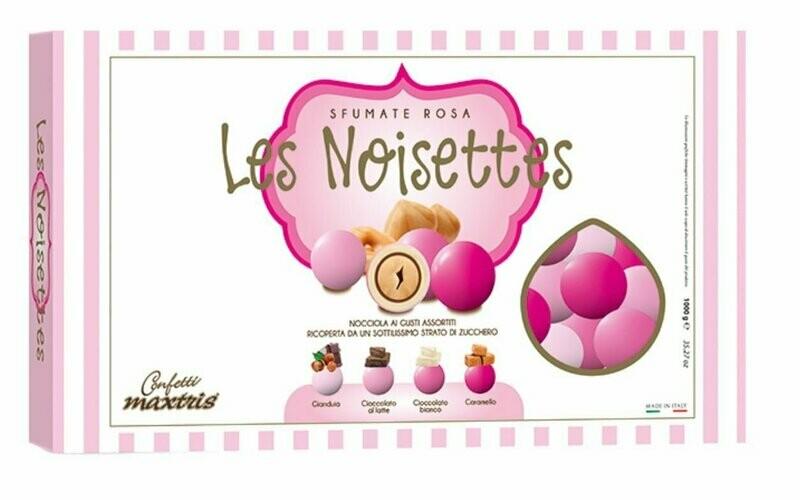 Maxtris Les Noisettes Sfumate rosa