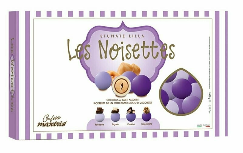 Maxtris Les Noisettes Sfumate lilla