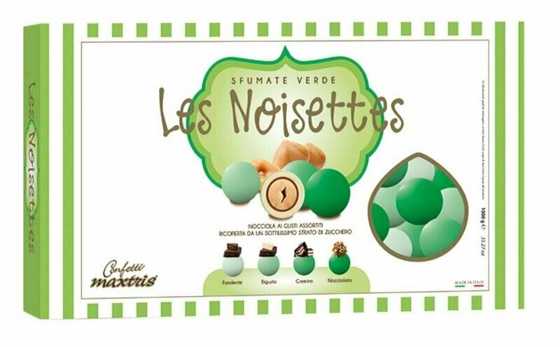 Maxtris Les Noisettes Sfumate verde