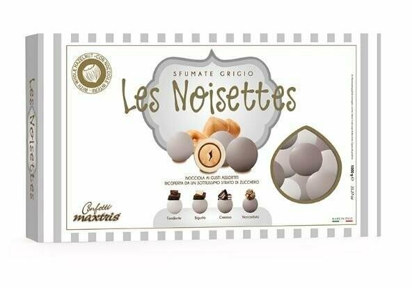 Maxtris Les Noisettes Sfumate grigio