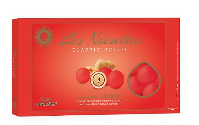 Maxtris Les Noisettes Classic rosso