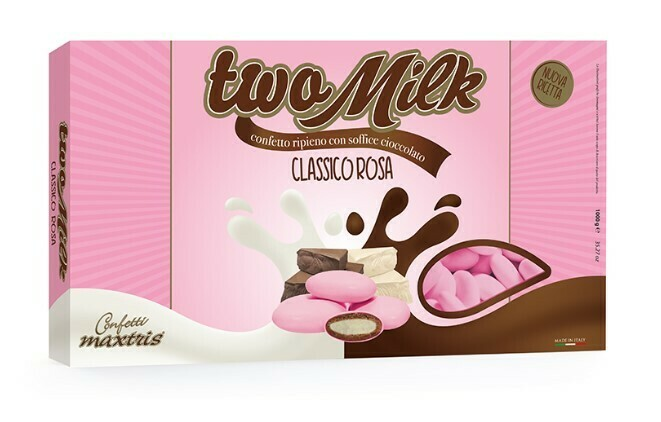 Maxtris Two Milk Classico Rosa