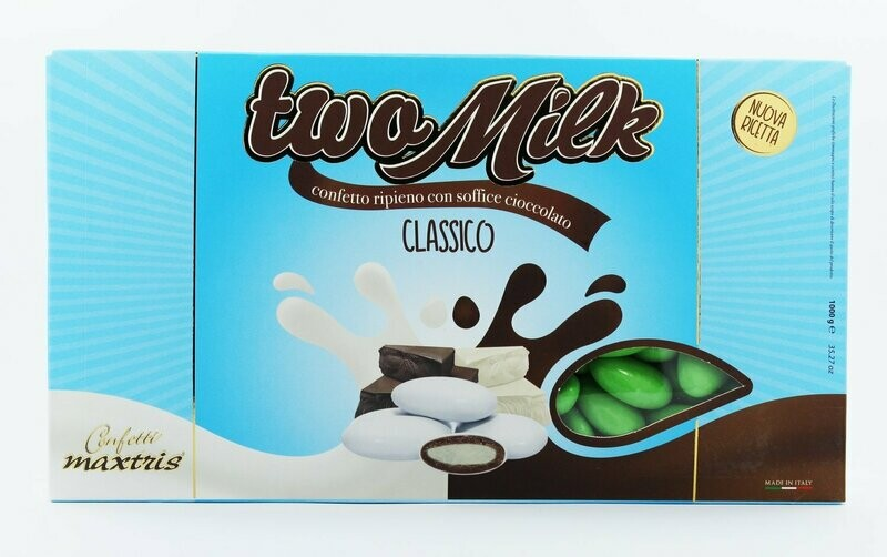 Maxtris Two Milk Classico Verde