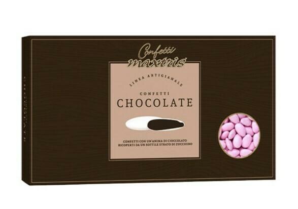 Maxtris Cioccolato Fondente Classico Rosa