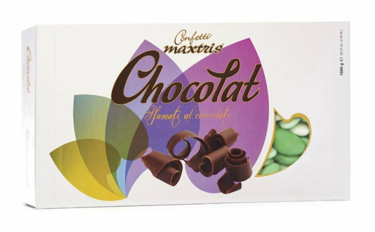 Maxtris Sfumati Al Cioccolato Verde