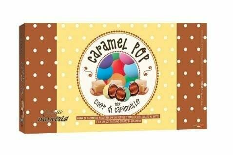 Maxtris Caramel pop mix