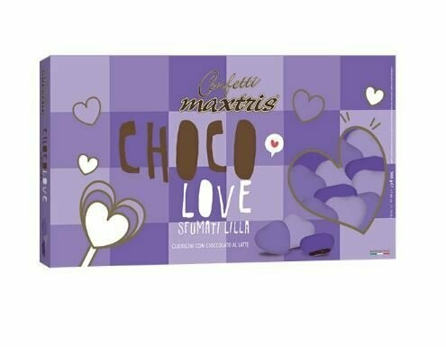 Maxtris Choco love sfumati viola
