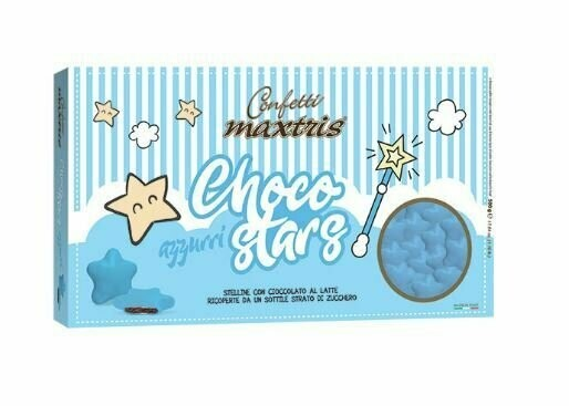 Maxtris Choco stars azzurri