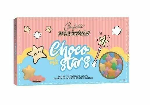 Maxtris Choco stars mix