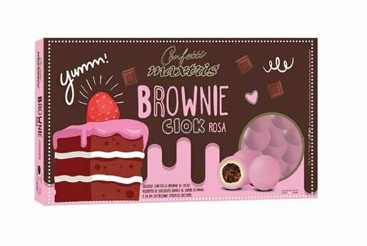 Maxtris Brownie ciok  rosa