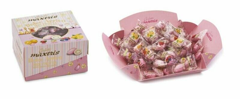 Maxtris Dolce Evento Mix Frutta Rosa