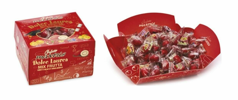 Maxtris Dolce Laurea Mix Frutta Rosso gr. 500