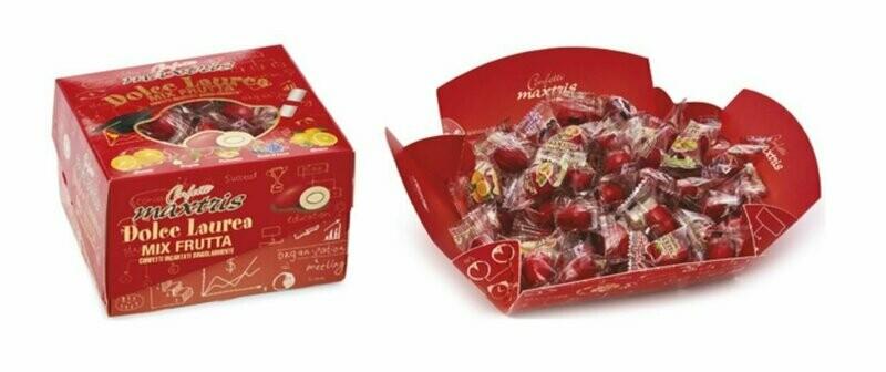 Maxtris Dolce Laurea Mix Frutta Rosso