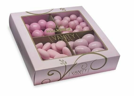 Maxtris Vanity Regal rosa
