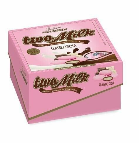 Maxtris Two milk cadeau classico rosa