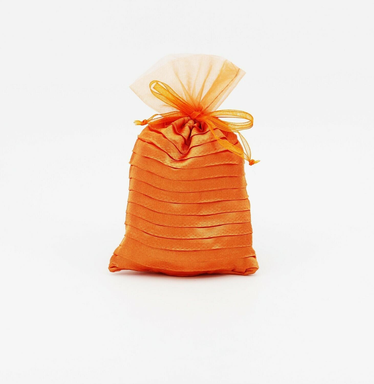 Sacchetto arancio piccolo balze Pz. 25