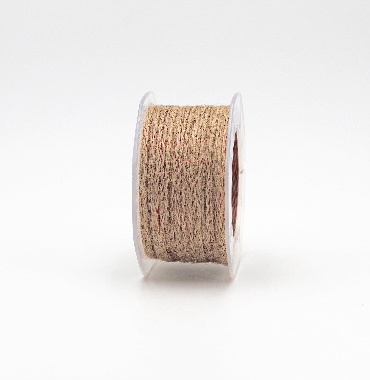 Furlanis nastro treccina juta lame colore 31 mm 0.5 Mt. 50