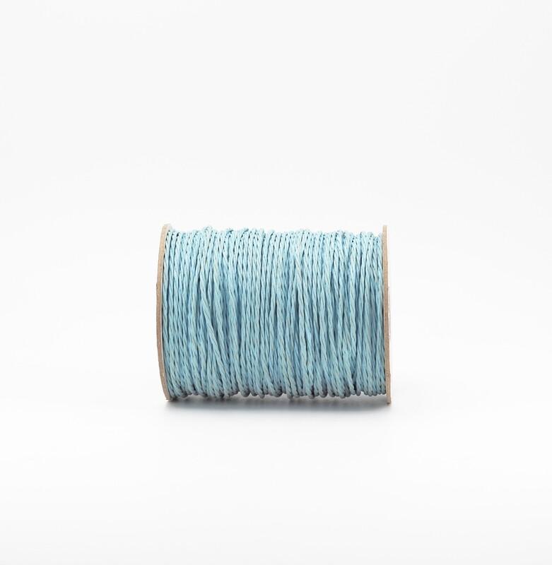 Cordoncino azzurro mm.3 Mt.100