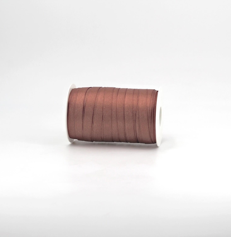 Nastro raso ruggine mm.10 Mt.100
