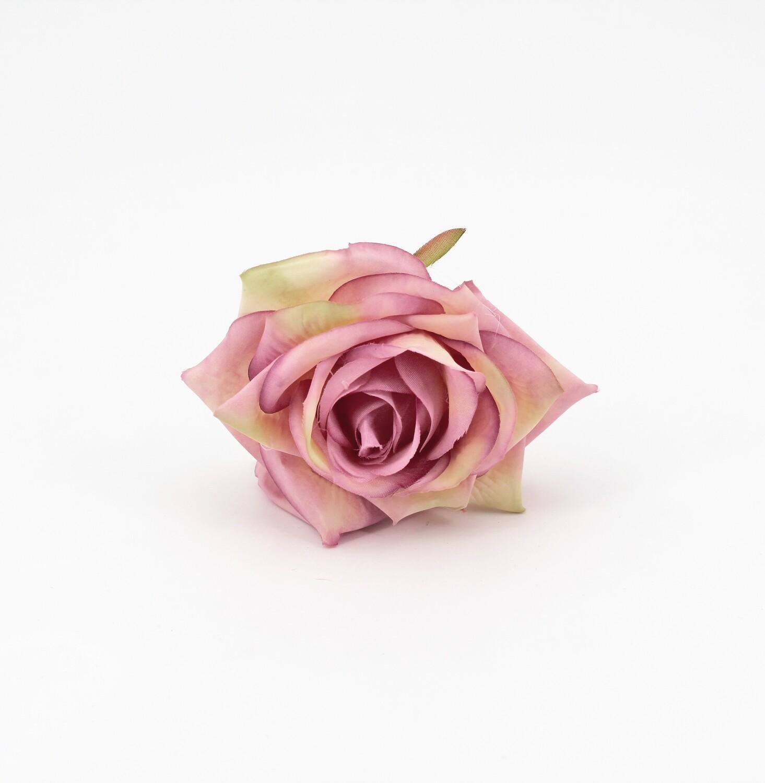 Applicazione rosa colore magenta Pz. 6