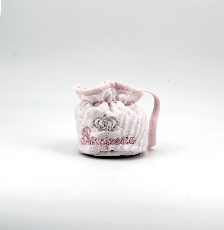 Portaciuccio principessa rosa Pz. 1