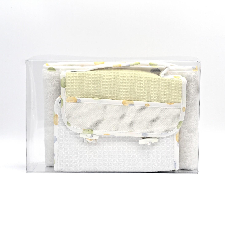 Coordinato da bagno per neonato Pz.1