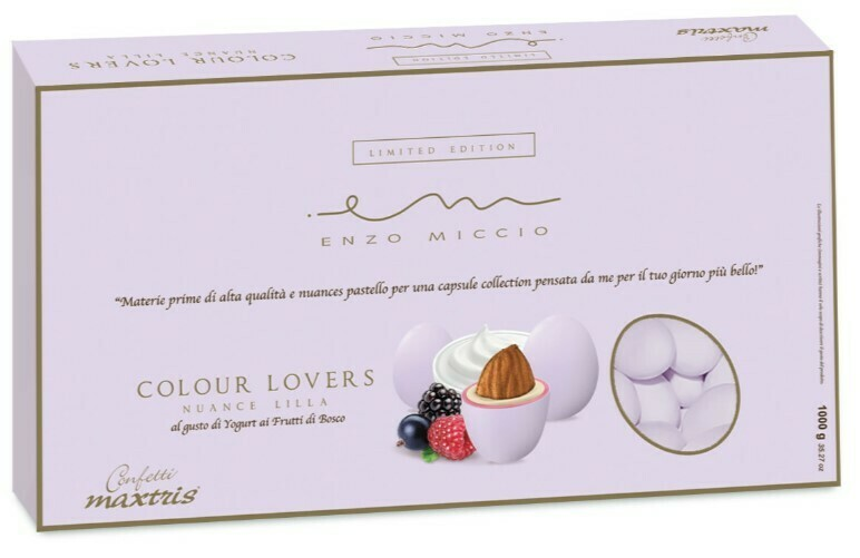 Maxtris naunce lilla al gusto di yogurt ai frutti di bosco Pz.1