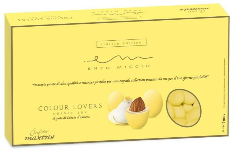 Maxtris naunce sun al gusto di delizia al limone Pz.1
