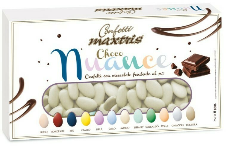 Maxtris choco nuance avorio Pz. 1