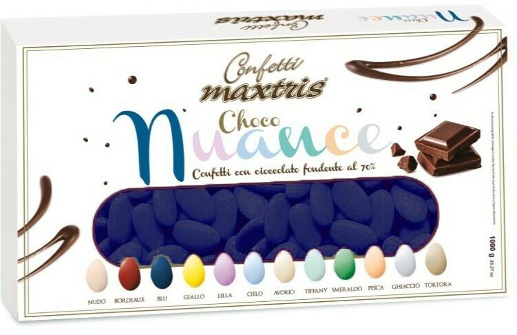 Maxtris choco nuance blu Pz. 1