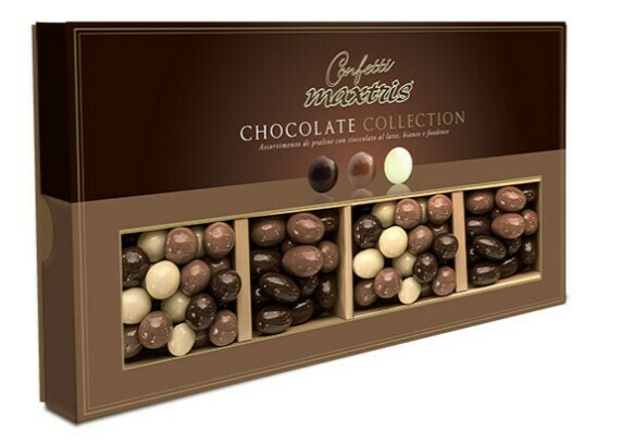 Maxtris chocolate collection Pz. 1