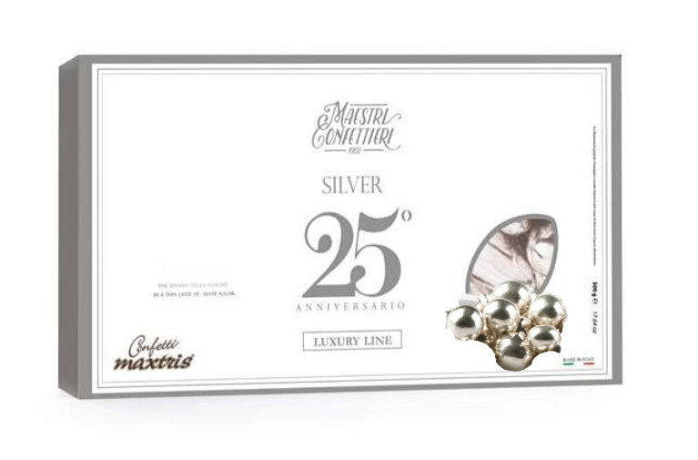 Maxtris les noisettes silver luxury