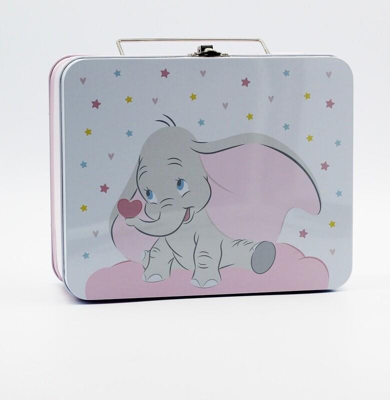 Set 8 valigette Dumbo Rosa Pz. 1