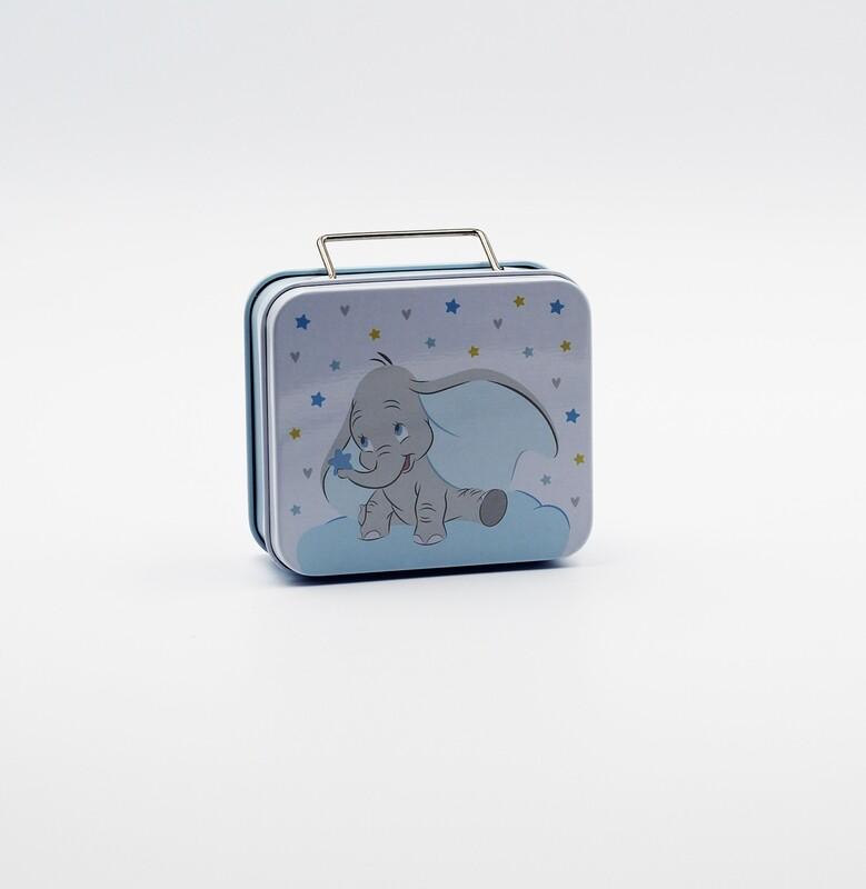 Valigetta Dumbo azzurra Pz.1