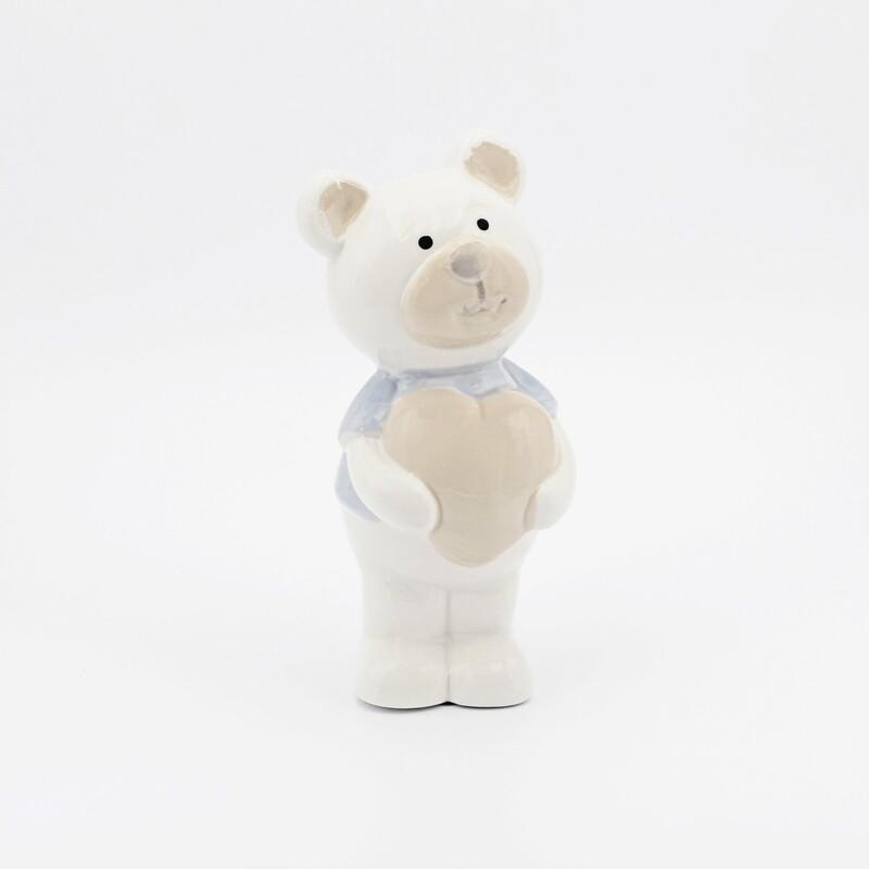 Bear heart boy celeste Pz.1