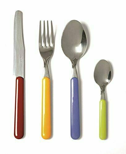 Excelsa Posate Multicolor Set 24 posate
