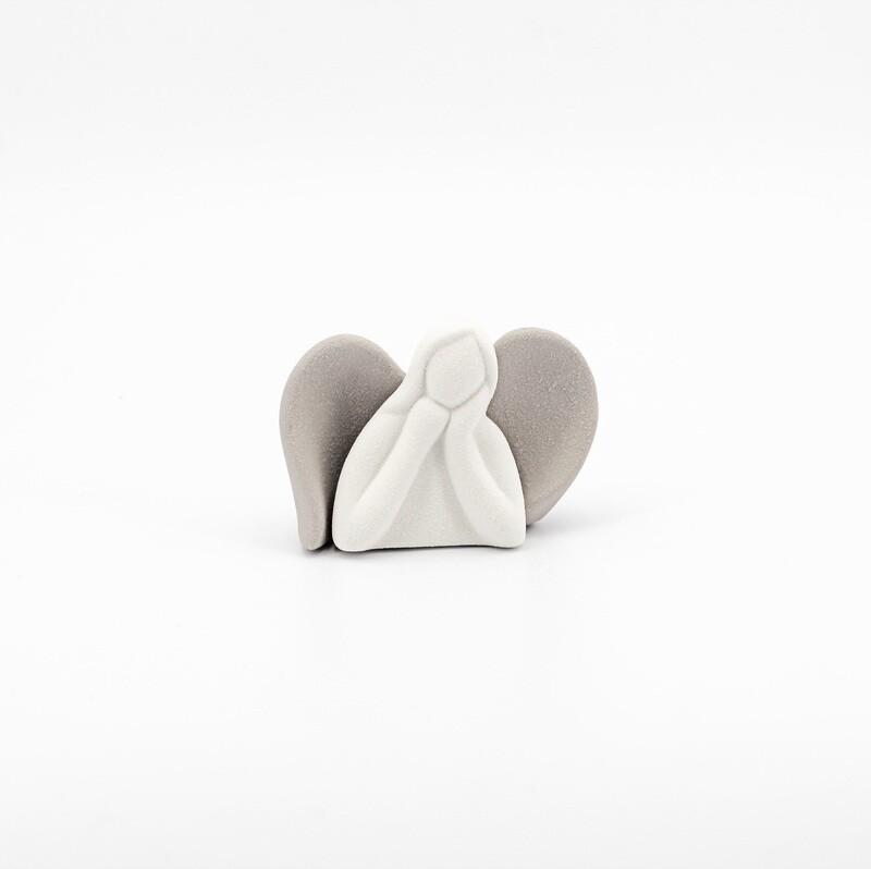 Bomboniera angelo grès piccolo Pz. 1