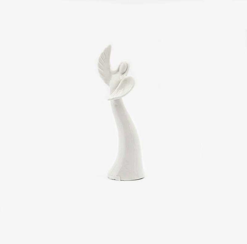 Bomboniera angelo lucido piccolo Pz. 1